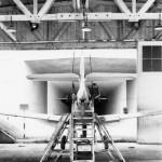 Bf 109 in Wiener Neustadter Flugzeugwerke factory 5