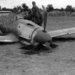 Me109F II.JG3 Gruppe vice commander fighter