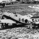 Messerschmitt Me109E 1 in Spain