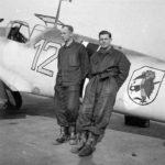 Me 109 E yellow 12 from 6/JG 51 Boblingen Spring 1940