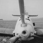 Messerschmitt Bf109E front view