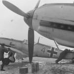 Messerschmitt Bf109E red 4 1940 2