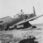 Messerschmitt Bf109E yellow 6