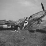 Messerschmitt Bf109F I.JG 51 destroyed eastern front 1941