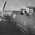 Messerschmitt Bf109F number 2