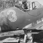"""Messerschmitt Bf 109 F """"red 3"""" 2/JG 54 1941 Russia"""
