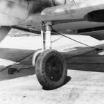 Messerschmitt Bf109 WNF landing gear