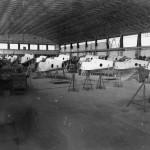 Messerschmitt Bf109 assembly line WNF