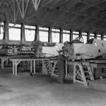 Messerschmitt Bf109 assembly line WNF 2
