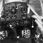 Messerschmitt Bf109 cockpit photo