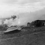 Messerschmitt Bf109 destroyed WNF