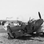 Messerschmitt Bf109 wreck WNF