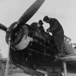 Messerschmitt Bf 109F engine Russia