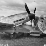 Messerschmitt Bf 109 F crash Wiener Neustadter Flugzeugwerke