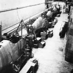Messerschmitt Bf 109 assembly line