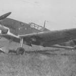 early Messerschmitt Bf109