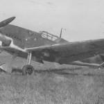 early Messerschmitt Bf109
