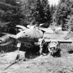 Abandoned Me 262 Schwalbe 1945