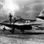 Me 262 W.Nr. 170059 EKdo262 Leipcheim