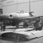 Me 262 Schwalbe Salzburg 1945