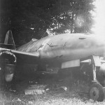 Messerschmitt Me 262 white 9