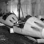 Obertraubling – Me 262 nose section