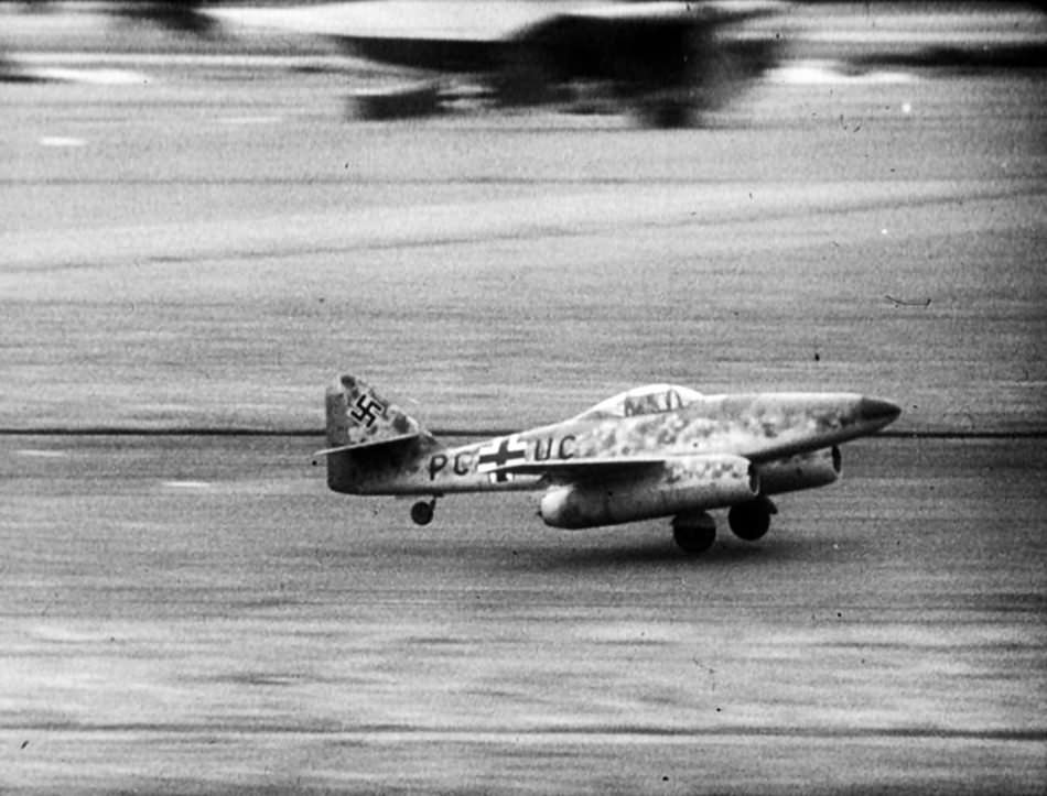 Third prototype Me 262 V3 1943