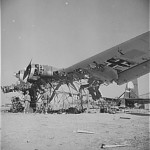 Me 323D wreck Tunisia May 1943