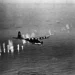Me 323 under attack off Corsica 1943