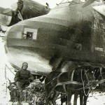 Messerschmitt Me323 winter