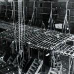 Me 323 E-2 wing construction detail