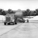 me323 668 7197 03 Reichsgebiet LKW Flugzeug Me 323 Gigant