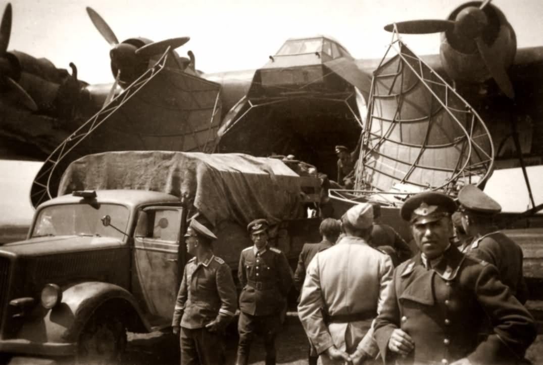 Messerschmitt Me323 Gigant Romania