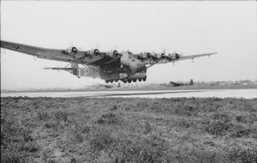 me323 596 0367 05A Flugzeug Me 323 Gigant