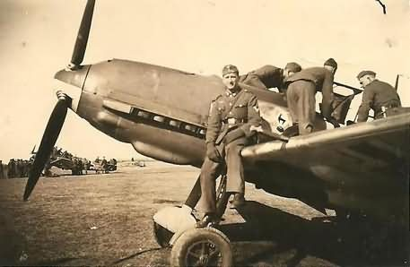 Me 109 of the I/JG51