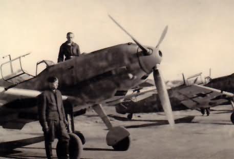 Me109 E 4/JG 51 1940
