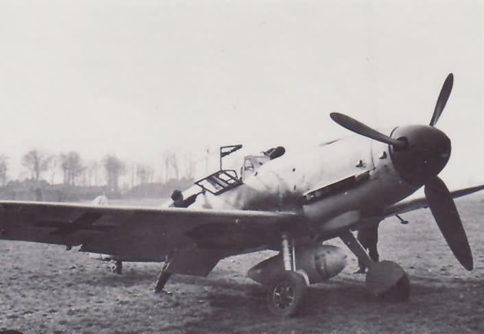 Me109 g