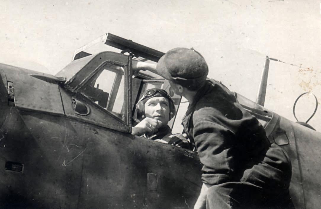 Me109 rk trager oltn Hagena