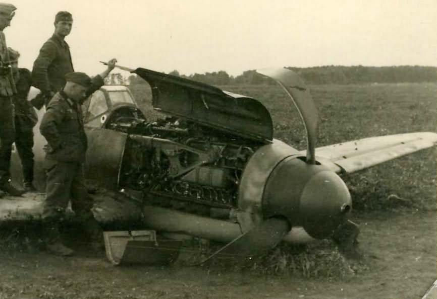Me109f engine