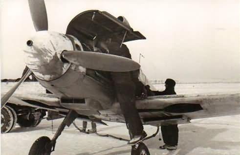 Messerschmitt Bf109F Eastern front