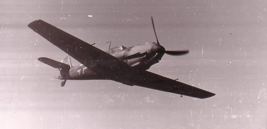 Me 109 JG2 2
