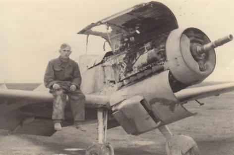 Me 109 F-4/trop. from 4/JG 27 Derna 12.12.1941