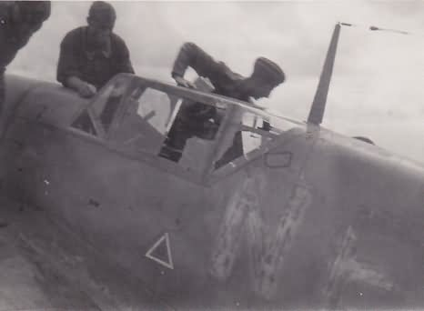 Me 109 F from 2./JG52 Russia 1941