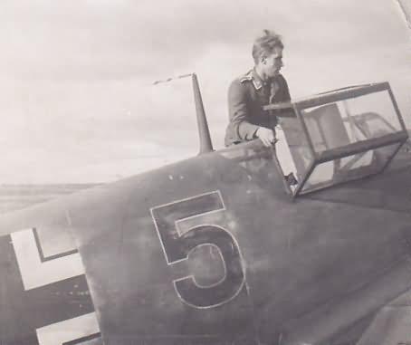 Me 109 f black 5 der 2.JG 52 russia 1941 42