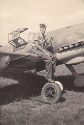 Me 109 f gondelwaffen mg 151 2.JG 52 charkow sommer 42