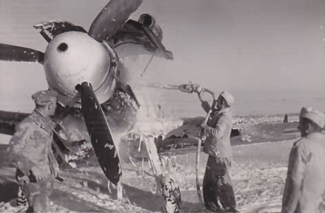 Me109G-4 trop 5/JG 27 Trapani June 1943
