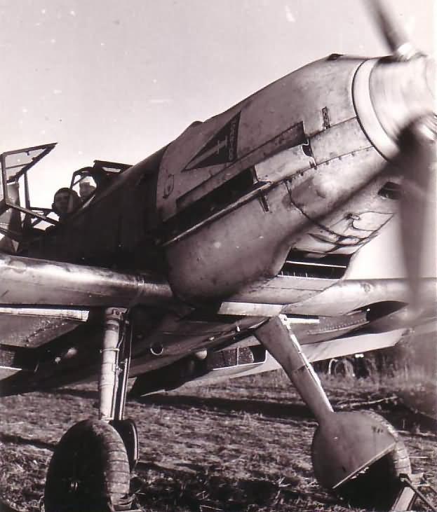 Messerschmitt Me109 I gruppe JG2