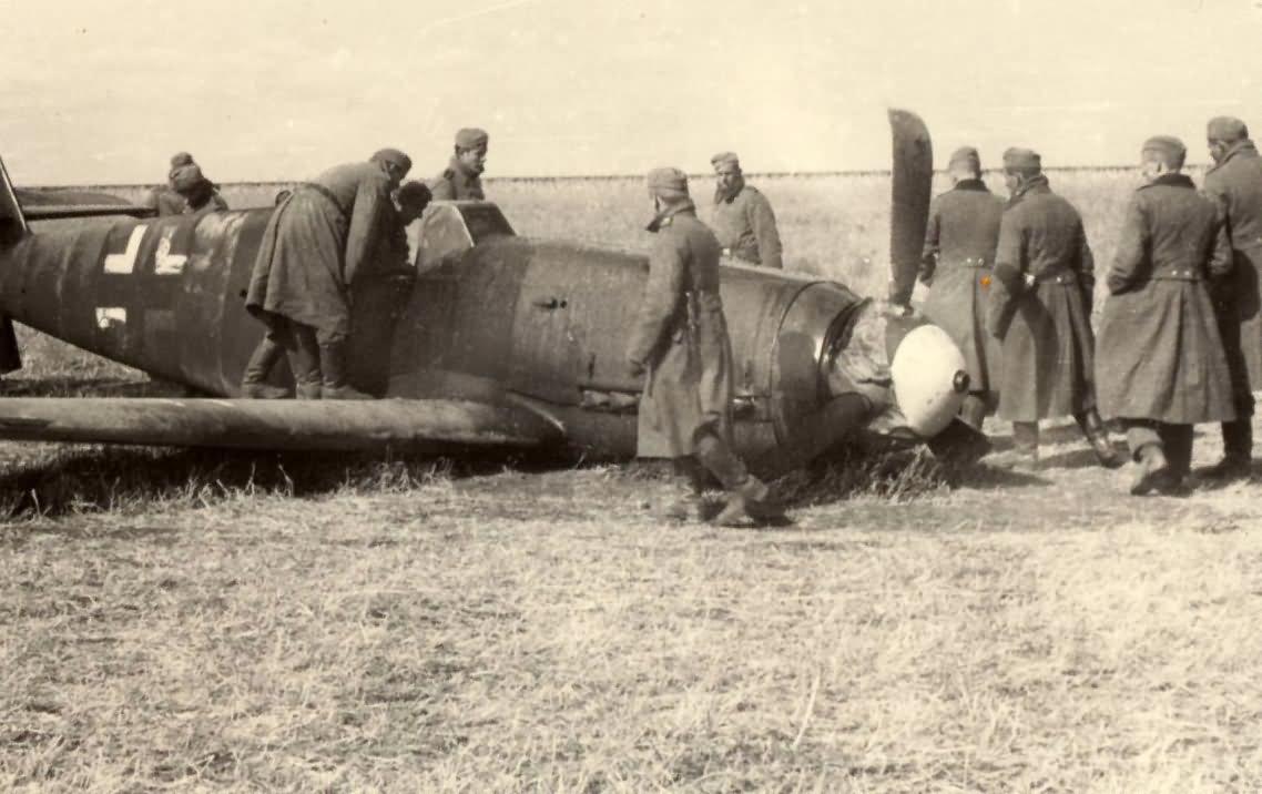 Messerschmitt Bf109F 2