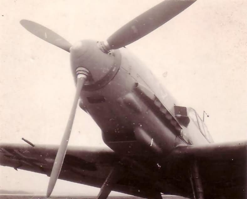 Messerschmitt Me109E JG 53