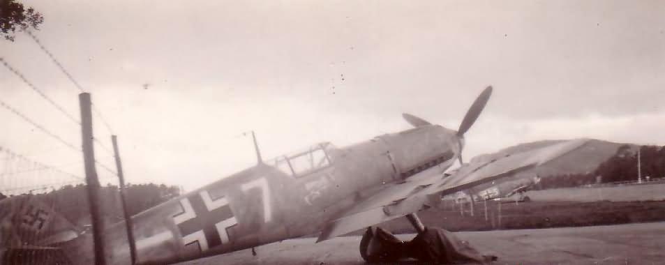 Messerschmitt Me109 JG77 Norwegen